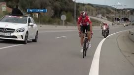 2016 Volta Ciclista a Catalunya - Stage 2 Short Highlights