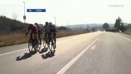 2016 Volta Ciclista a Catalunya - Stage 6 Short Highlights