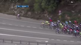 2016 Volta Ciclista a Catalunya - Stage 1 Extended Highlights
