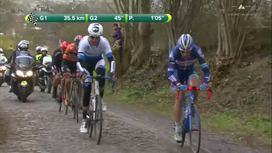 2016 Dwars door Vlaanderen Extended Highlights