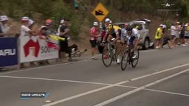 2016 Tour Down Under - Stage 2 Short Highlights