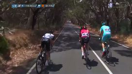 2016 Tour Down Under - Stage 5 Extended Highlights