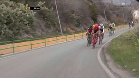 2016 Vuelta a Andalucía - Stage 3 Extended Highlights