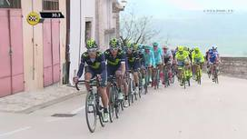 2016 Tirreno-Adriatico - Stage 4 Extended Highlights