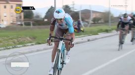 2016 Tirreno-Adriatico - Stage 4 Short Highlights