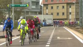 2016 Three Days of De Panne - Stage 3a Extended Highlights