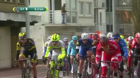 2016 Three Days of De Panne - Stage 3a Short Highlights