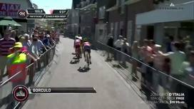 2016 Giro d'Italia - Stage 3 Extended Highlights