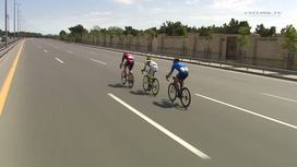 2016 Tour of Azerbaijan - Stage 5 Extended Highlights