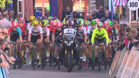 2016 Pearl Izumi Tour Series - Men's Round 7 Short Highlights