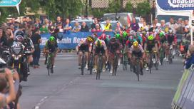 2016 Pearl Izumi Tour Series - Men's Round 8 Short Highlights