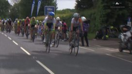 2016 Aviva Womens Tour - Stage 1 Short Highlights