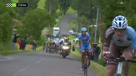 2016 La Route du Sud - Stage 5 Extended Highlights