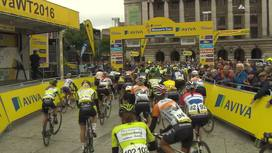 2016 Aviva Womens Tour - Stage 4 Short Highlights