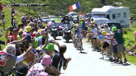 2016 Tour de France - Stage 8 Short Highlights