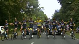 2016 Tour de France - Stage 21 Short Highlights