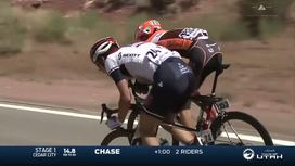 2016 Tour of Utah - Stage 1 Short Highlights