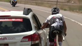 2016 Tour of Utah - Stage 6 Short Highlights
