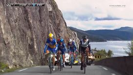2016 Arctic Race of Norway - Stage 2 Extended Highlights