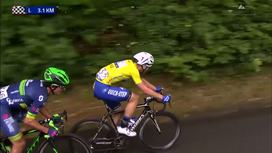 2016 Tour of Britain - Stage 6 Short Highlights