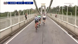 2016 Tour of Britain - Stage 7b Extended Highlights