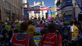 2016 Tour of Britain - Stage 8