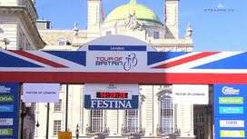 2016 Tour of Britain - Stage 8 Extended Highlights