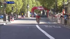2016 Tour of Britain - Stage 8 Short Highlights