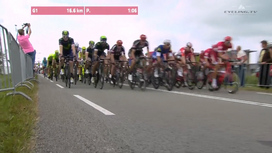 2016 Eneco Tour - Stage 1 Extended Highlights