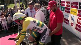 2016 Eneco Tour - Stage 2 Short Highlights