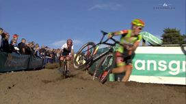 2016/17 CX Zonhoven Extended Highlights