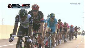2016 Abu Dhabi Tour - Stage 2 Extended Highlights