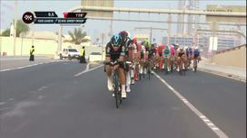 2016 Abu Dhabi Tour - Stage 2 Short Highlights