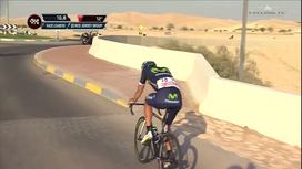 2016 Abu Dhabi Tour - Stage 3 Short Highlights