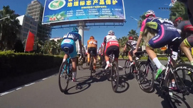 2016 Tour of Hainan - Stage 5 Extended Highlights