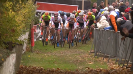 2016/17 CX Waaslandcross Short Highlights