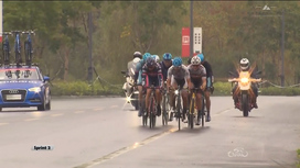 2016 Tour of Taihu Lake - Stage 3 Short Highlights