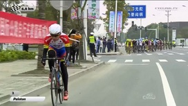 2016 Tour of Taihu Lake - Stage 5 Extended Highlights