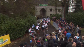 2016/17 CX Gavere Short Highlights