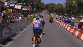 2017 Tour Down Under - Stage 5 Extended Highlights