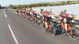 2017 Volta a la Comunitat Valenciana - Stage 1 Short Highlights