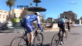 2017 Volta a la Comunitat Valenciana - Stage 5 Short Highlights