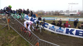 2016/17 CX Middelkerke Extended Highlights