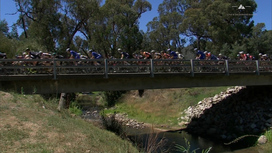 2017 Herald Sun Tour - Stage 2 Extended Highlights