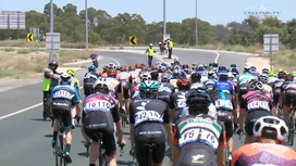 2017 Herald Sun Tour - Stage 3 Short Highlights