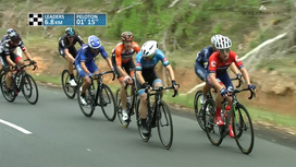 2017 Herald Sun Tour - Stage 4 Short Highlights