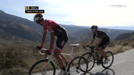 2017 Vuelta a Andalucía - Stage 1 Extended Highlights