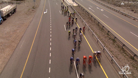 2017 Tour of Oman - Stage 3 Short Highlights