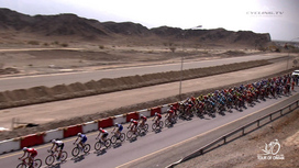 2017 Tour of Oman Extended Highlights