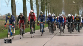 2017 Dwars door West-Vlaanderen Extended Highlights